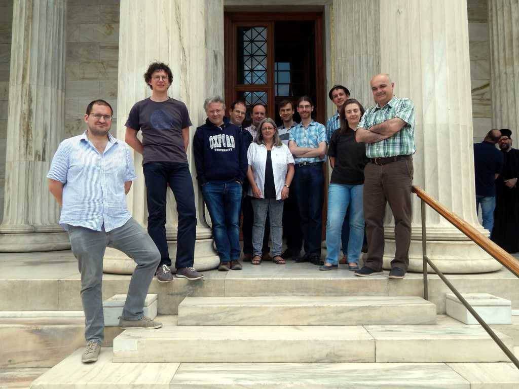 (Incomplete) FLARECAST team, Athens, June 2015.