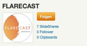 FLARECAST_SlideShare