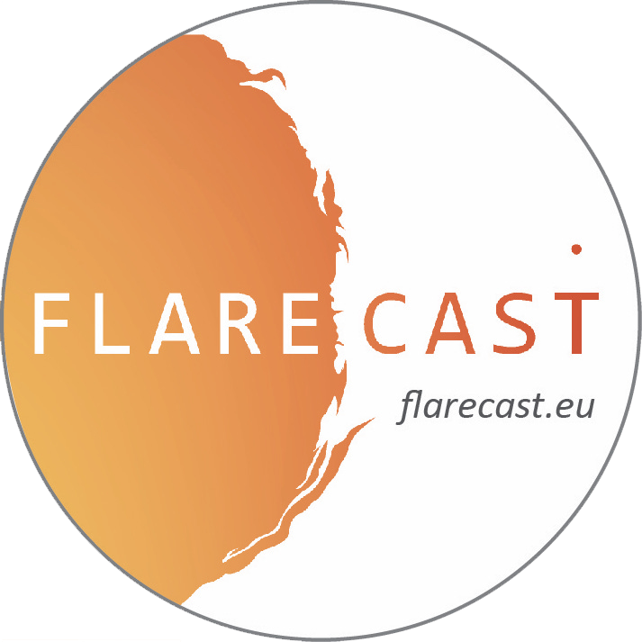 FLARECAST outreach on slideshare